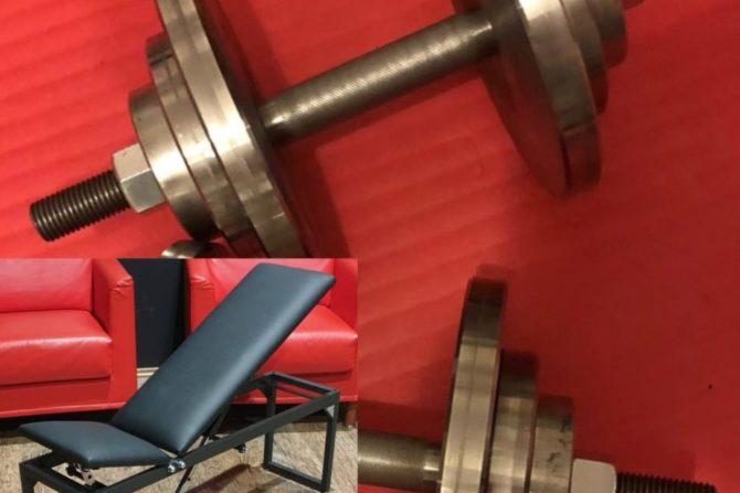 Home Gym Corallo