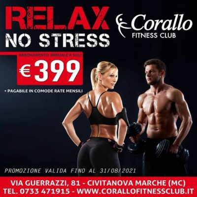RELAX NO STRESS